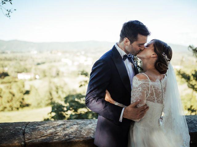 Il matrimonio di Gabriele e Charlotte a Arezzo, Arezzo 49