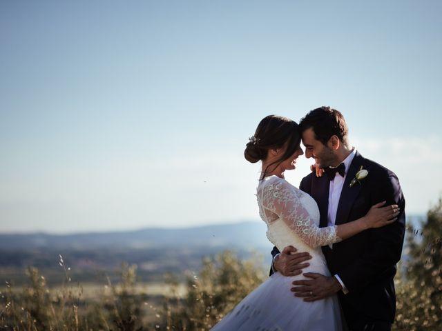 Il matrimonio di Gabriele e Charlotte a Arezzo, Arezzo 54