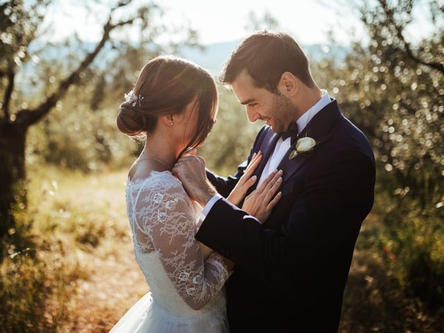 Il matrimonio di Gabriele e Charlotte a Arezzo, Arezzo 55