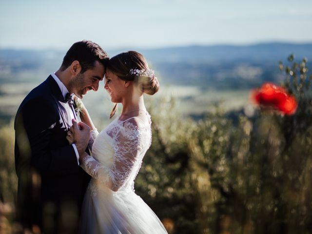 Il matrimonio di Gabriele e Charlotte a Arezzo, Arezzo 57
