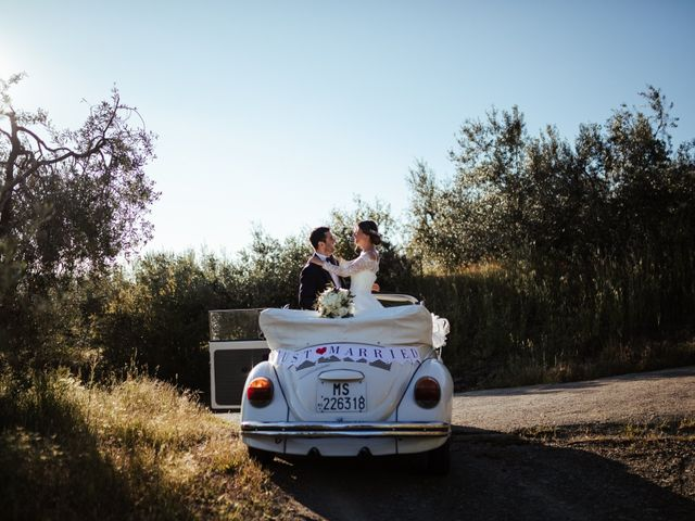 Il matrimonio di Gabriele e Charlotte a Arezzo, Arezzo 59