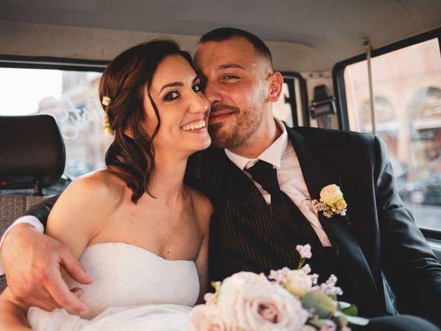 Il matrimonio di Lorenzo e Romina a Bologna, Bologna 18