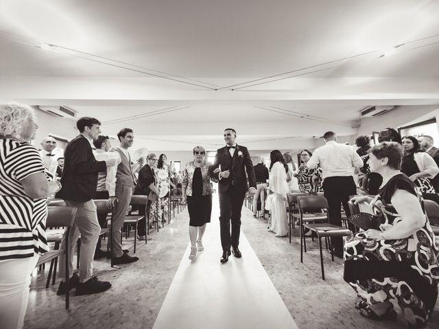 Il matrimonio di Nicolò e Alessandra a Agrate Brianza, Monza e Brianza 29