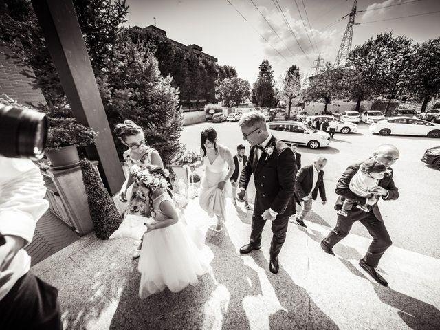 Il matrimonio di Nicolò e Alessandra a Agrate Brianza, Monza e Brianza 30