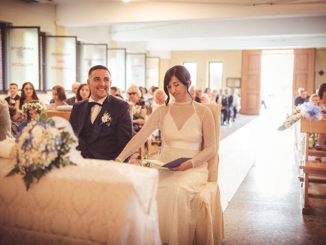 Il matrimonio di Nicolò e Alessandra a Agrate Brianza, Monza e Brianza 34