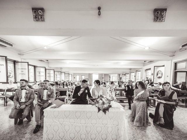 Il matrimonio di Nicolò e Alessandra a Agrate Brianza, Monza e Brianza 46
