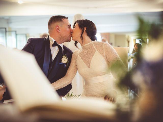 Il matrimonio di Nicolò e Alessandra a Agrate Brianza, Monza e Brianza 48