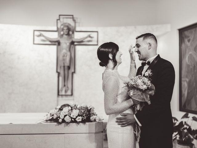 Il matrimonio di Nicolò e Alessandra a Agrate Brianza, Monza e Brianza 56