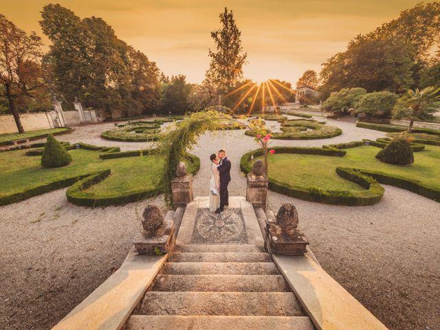 Le nozze di Alessandra e Nicolò