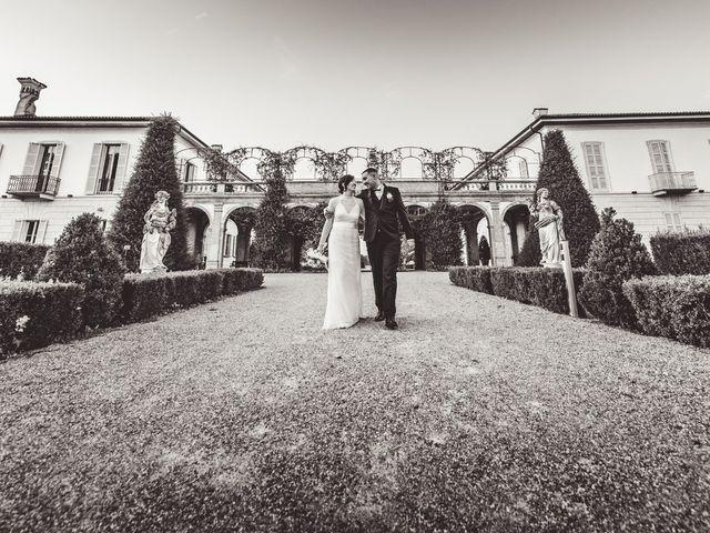 Il matrimonio di Nicolò e Alessandra a Agrate Brianza, Monza e Brianza 69
