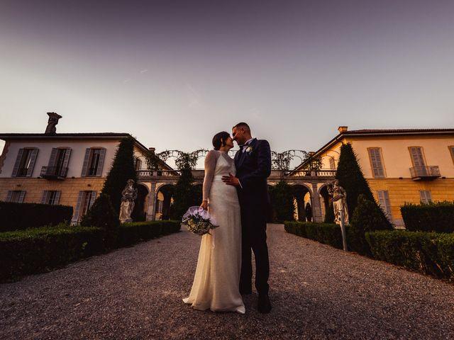Il matrimonio di Nicolò e Alessandra a Agrate Brianza, Monza e Brianza 70