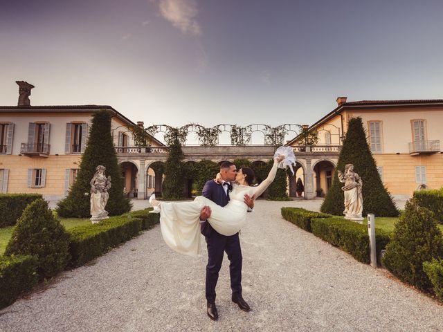 Il matrimonio di Nicolò e Alessandra a Agrate Brianza, Monza e Brianza 72