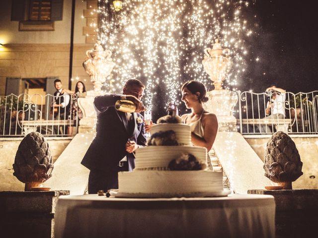 Il matrimonio di Nicolò e Alessandra a Agrate Brianza, Monza e Brianza 76