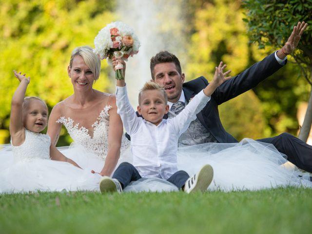 Le nozze di Lisa e Mattia
