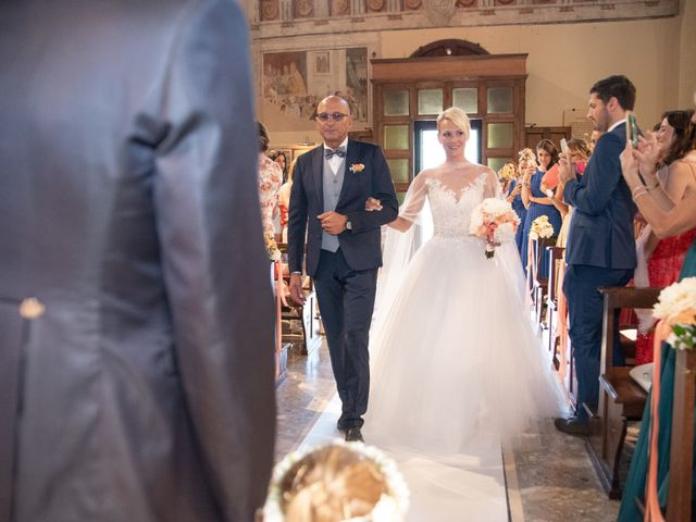 Il matrimonio di Mattia e Lisa a Rimini, Rimini 16
