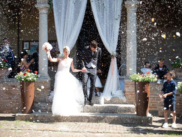 Il matrimonio di Mattia e Lisa a Rimini, Rimini 18