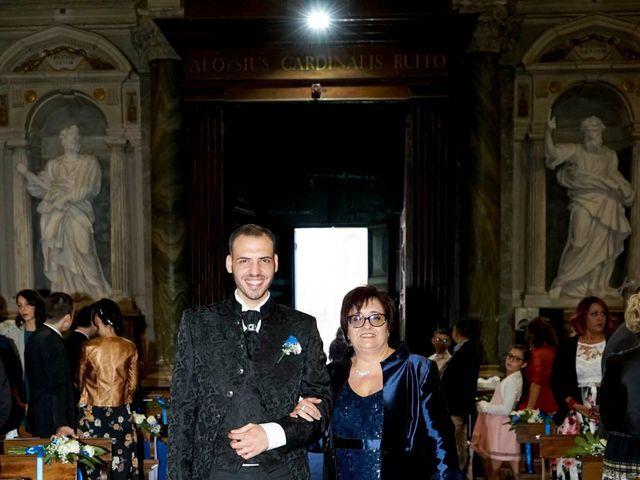 Il matrimonio di Mirko e Francesca a Roma, Roma 7