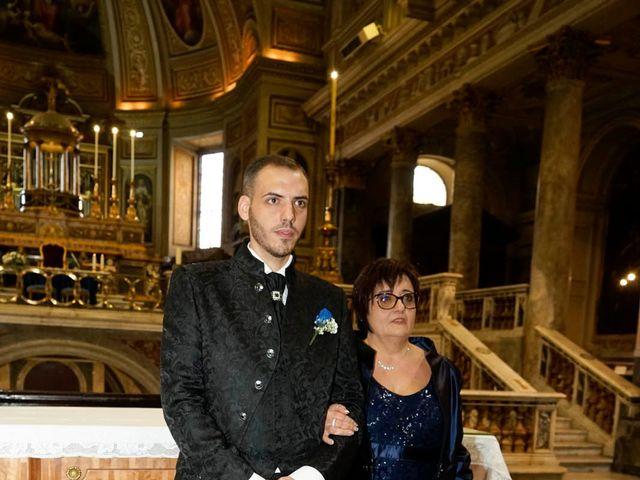 Il matrimonio di Mirko e Francesca a Roma, Roma 9