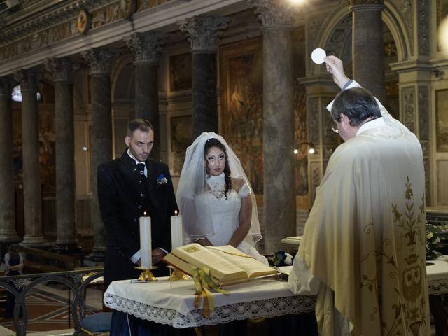 Il matrimonio di Mirko e Francesca a Roma, Roma 10