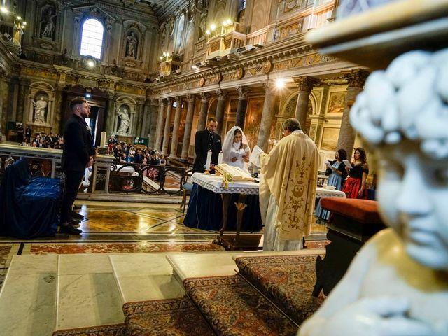 Il matrimonio di Mirko e Francesca a Roma, Roma 12