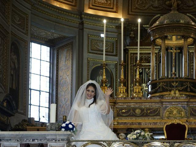 Il matrimonio di Mirko e Francesca a Roma, Roma 13