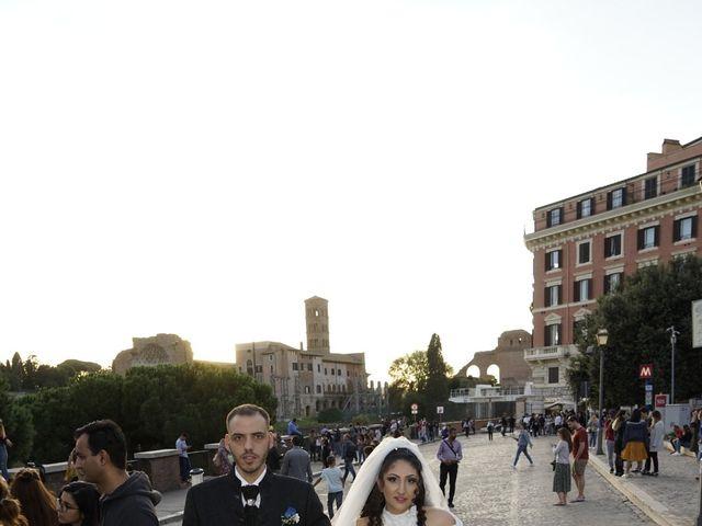 Il matrimonio di Mirko e Francesca a Roma, Roma 14