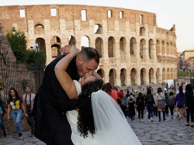 Il matrimonio di Mirko e Francesca a Roma, Roma 16