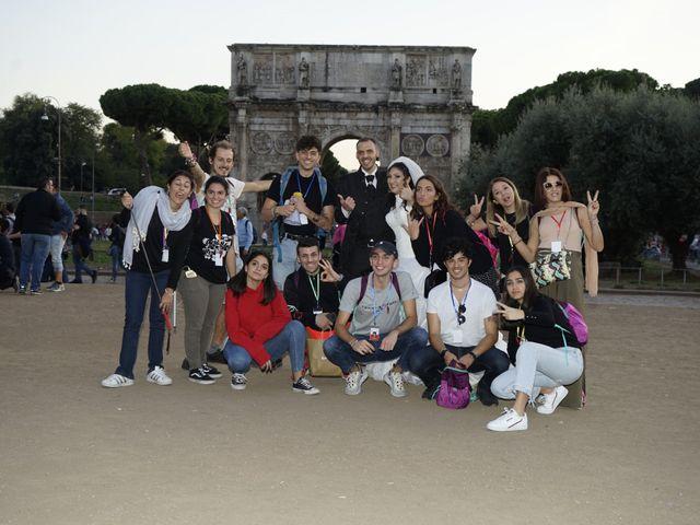 Il matrimonio di Mirko e Francesca a Roma, Roma 17