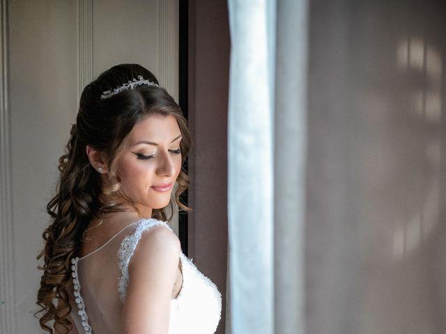 Il matrimonio di Giuseppe e Alessia a Villa di Briano, Caserta 7