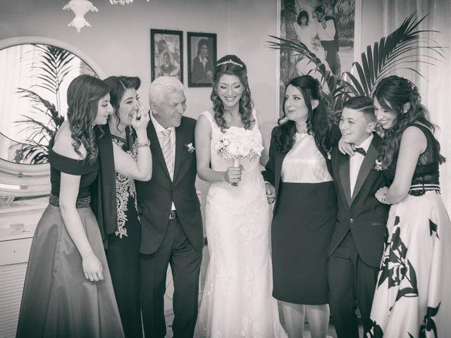 Il matrimonio di Giuseppe e Alessia a Villa di Briano, Caserta 9