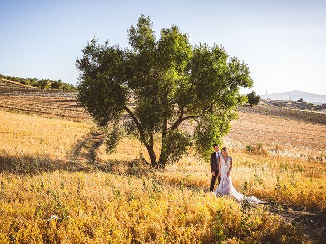 Il matrimonio di Gaetano e Cettina a Serradifalco, Caltanissetta 17