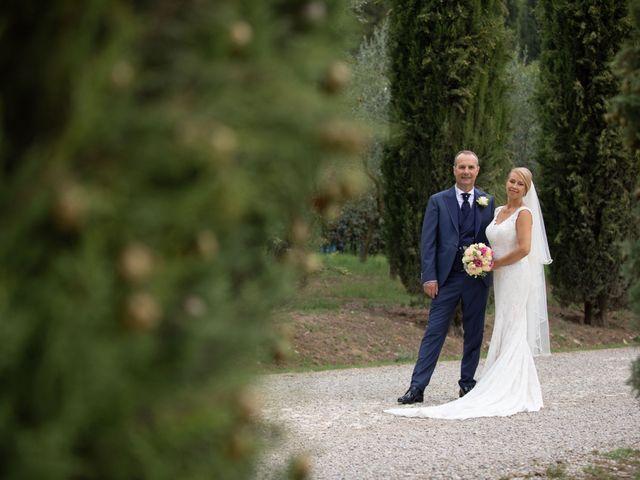 Le nozze di Silvana e Cristiano