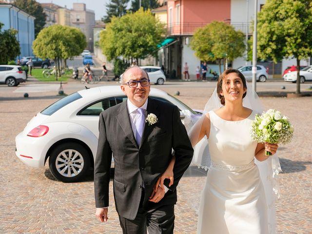 Il matrimonio di Federico e Carlotta a Legnago, Verona 5