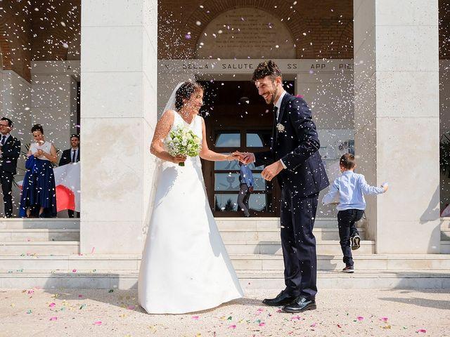 Il matrimonio di Federico e Carlotta a Legnago, Verona 9