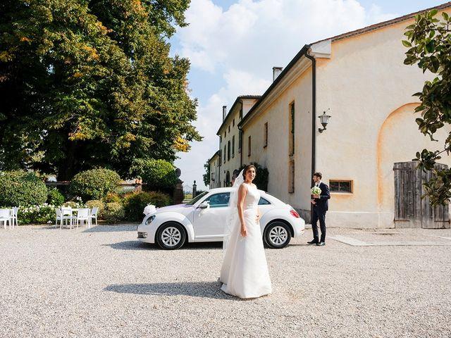 Il matrimonio di Federico e Carlotta a Legnago, Verona 12
