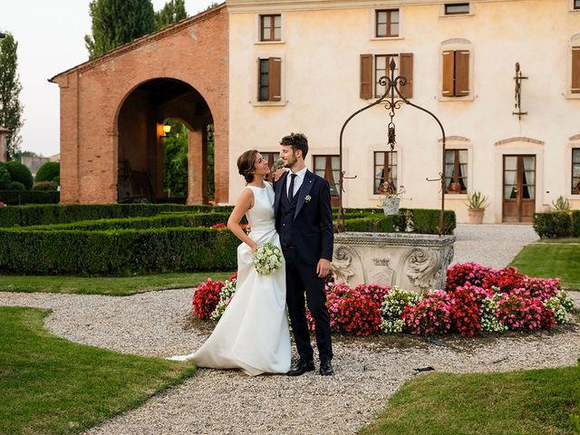 Il matrimonio di Federico e Carlotta a Legnago, Verona 32