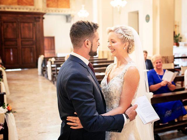 Il matrimonio di Skaiste e Leandro a Montefranco, Terni 4