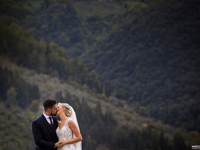 Il matrimonio di Skaiste e Leandro a Montefranco, Terni 5
