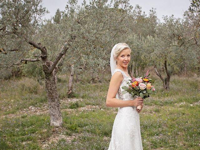 Il matrimonio di Skaiste e Leandro a Montefranco, Terni 2