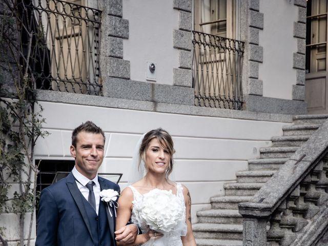 Il matrimonio di Elena e Matteo a Lecco, Lecco 12
