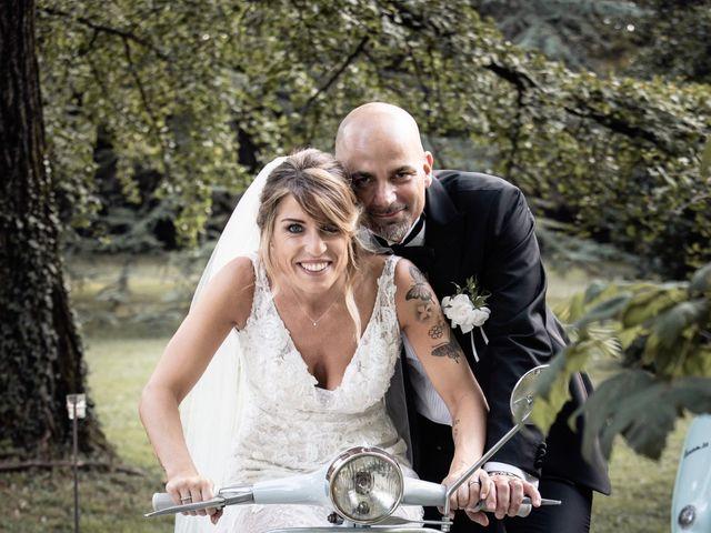 Il matrimonio di Elena e Matteo a Lecco, Lecco 27