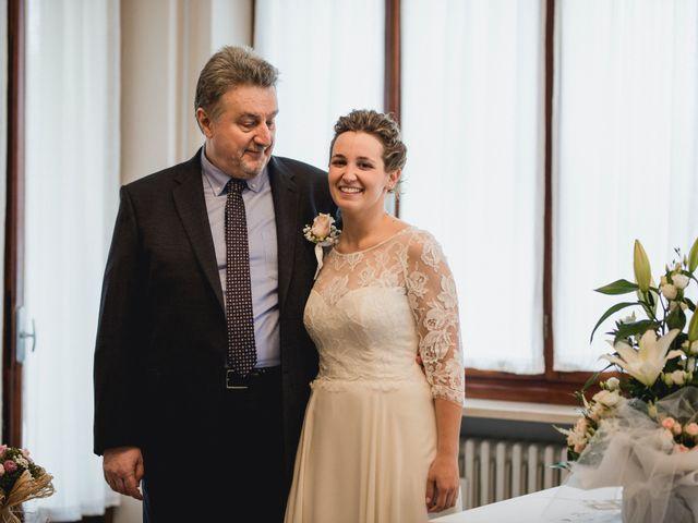Il matrimonio di Federico e Marta a Novara, Novara 18