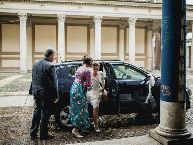 Il matrimonio di Federico e Marta a Novara, Novara 21