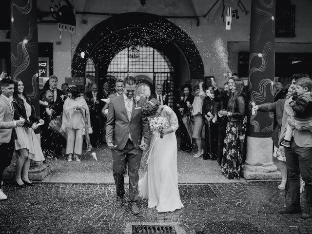 Il matrimonio di Federico e Marta a Novara, Novara 28