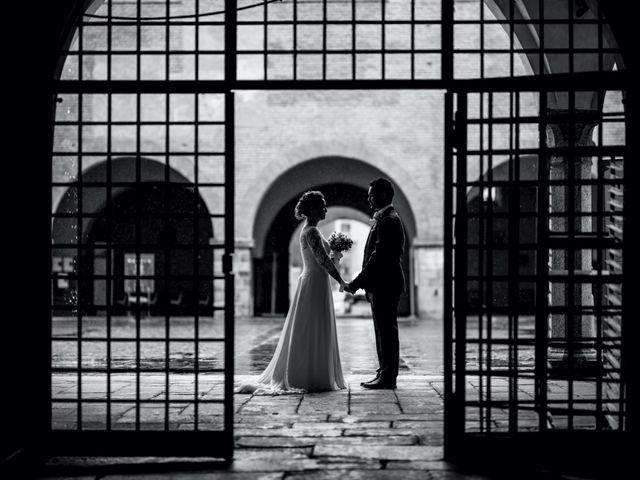 Il matrimonio di Federico e Marta a Novara, Novara 29