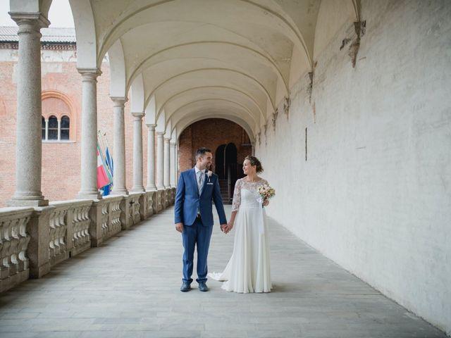 Il matrimonio di Federico e Marta a Novara, Novara 30