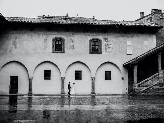 Il matrimonio di Federico e Marta a Novara, Novara 33