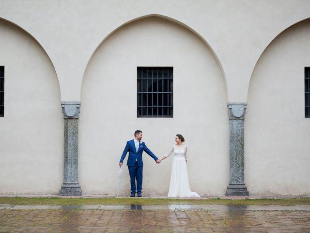 Il matrimonio di Federico e Marta a Novara, Novara 34