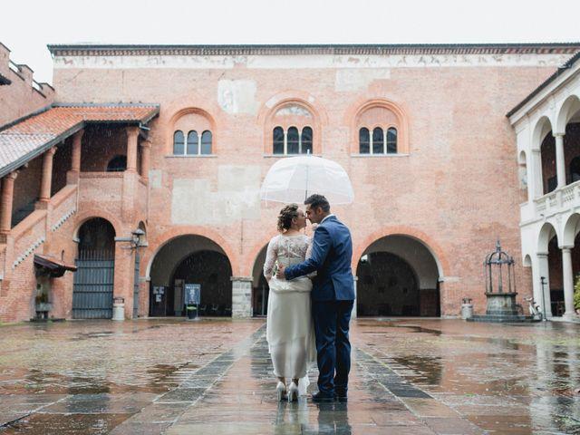 Il matrimonio di Federico e Marta a Novara, Novara 35