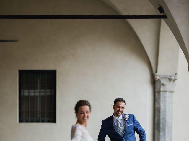 Il matrimonio di Federico e Marta a Novara, Novara 37